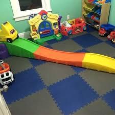 Basement Floor Mats Basement Floor Mats Foam Floor Mats 5 8 Premium With Slide