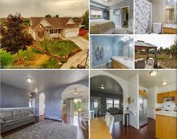6 bed 3 full bath syracuse ut rambler home for sale 1 level living