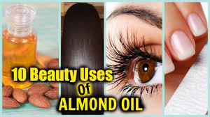 Glow In The Dark Eyelashes Beauty Uses Of Almond Oil Long Shiny Hair Glowing Skin