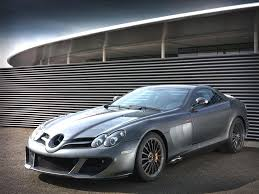 mclaren resurrects mercedes benz slr for 25 car limited edition