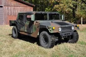 lamborghini humvee hmmwv humvee m1123 enhanced body off restoration with title