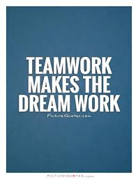 teamwork makes the work picture quotes