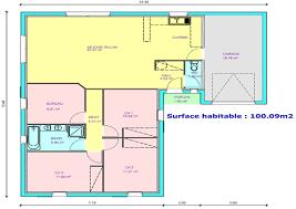 plans maison plain pied 3 chambres plans maison en l plan de bungalow avec garage ch et foyer with
