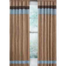 Chocolate Brown Valances For Windows Sweet Jojo Designs Window Treatments Shop The Best Deals For Nov