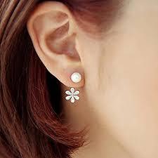hypoallergenic earrings s s korea sterling silver earrings hypoallergenic
