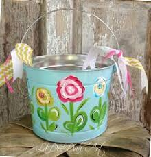 personalized buckets personalized easter pails buckets easter buckets and easter baskets