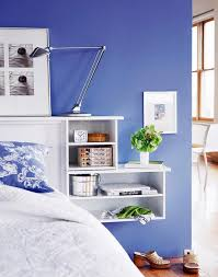 floating wall mounted nightstand plans