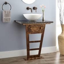 Furniture Style Vanity Bathroom Design Wonderful Bath Vanity Steampunk Kitchen Faucet