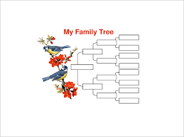 four generation family tree template u2013 10 free word excel pdf