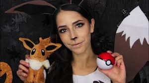 Youtube Halloween Makeup by 6 Eevee Pokemon Halloween Makeup Tutorial Youtube