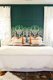 Curtains For Headboard 15 Headboard Ideas Designs For Bed Headboards
