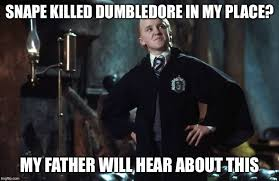 Draco Memes - harry potter draco meme generator imgflip