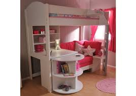 High Sleeper Bed With Desk And Sofa High Sleeper With Desk And Sofa Bed Stompa Stompa Casa High