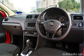 volkswagen polo interior test drive review volkswagen polo sedan 1 6 lowyat net cars