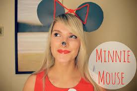 Minnie Mouse Halloween Costume Diy Diy Minnie Mouse Halloween Costume