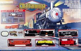 bachmann ho scale set analog chattanooga 00626 ebay