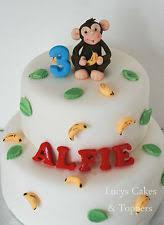 monkey cake topper monkey cake decorations ebay