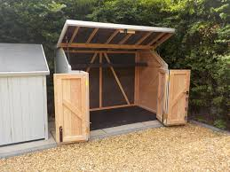 How To Build A Simple Wood Storage Shed by Best 20 Bike Shed Ideas On Pinterest Bicycle Storage Shed Bike