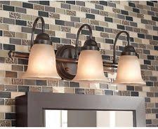 bronze vanity lighting fixtures ebay