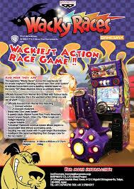 wacky races wacky races arcade review by trc tooniversity on deviantart