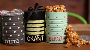 handmade personalized gifts easy handmade gifts for a diy personalized popcorn tins