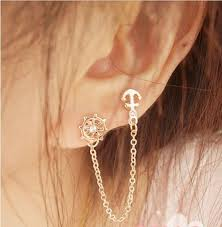 pierced earring 4 piercing ideas ear piercing piercing and piercings