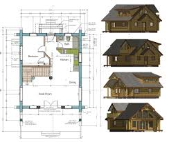 Best Log Cabin Floor Plans by 100 Small Cabin Blueprints Small Cabin Plan With Loft Small