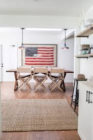 10 ways to display antique american flags in your home ranch