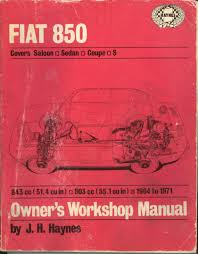 fiat manuals u0026 instruction books myfiat600d