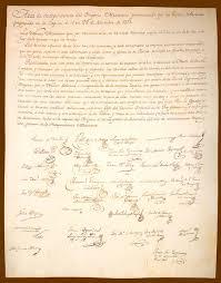 historia del acta dela independencia de nicaragua