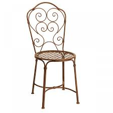 Bistro Home Decor Nice Metal Bistro Chairs On Interior Decor Home Ideas With Metal