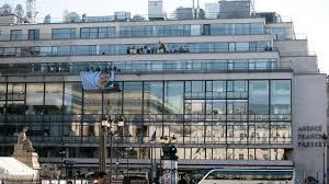 siege le parisien intrusion de militants kurdes au siège parisien de l afp l express