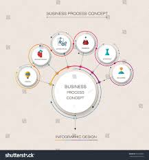 vector infographic template 3d paper label stock vector 622260992 vector infographic template with 3d paper label integrated circles business concept with 6 options