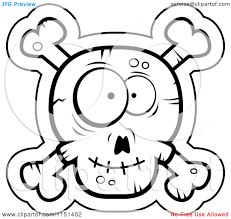 coloring pages skulls sugar skull from posh coloring calendar by
