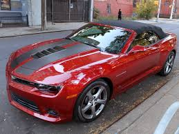 convertible camaro ss why i loved the chevy camaro ss convertible business insider