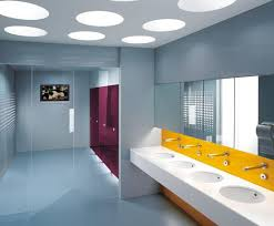 modern office bathroom restroom design on pinterest brilliant office bathroom design