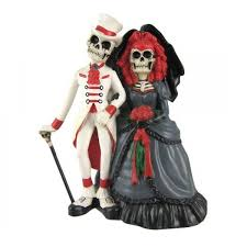 154 best halloween wedding cake toppers images on pinterest