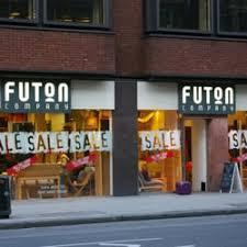 Tottenham Court Road Interior Shops The Futon Company Furniture Shops 168 Tottenham Court Road