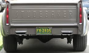 custom truck tail lights bill jackameit s studebaker page