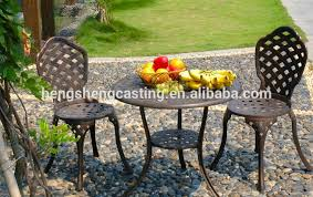 High Quality Patio Furniture Cast Aluminum Patio Furniture Cast Aluminum Patio Furniture