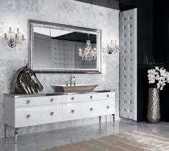 bathroom pinterest bedrooms large mirror unique sink cabinet white n black ideas for bathroom decorating modern bathrooms in art deco style