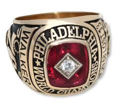 chet walker u0027s 1967 nba championship ring at auction