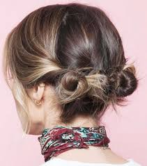 best 25 short hair buns ideas on pinterest short hair updo easy