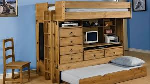 Bunk Beds With Dresser Underneath Attractive Beds With Dressers Underneath Furniture Loft Bunk