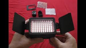 sony hvl le1 handycam camcorder light sony hvl le1 battery video light unboxing youtube
