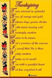 thanksgiving poems or quotes festival collections
