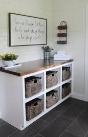 Country Laundry Room Decorating Ideas by Best 25 Farmhouse Laundry Rooms Ideas On Pinterest Laundry Room