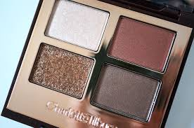 charlotte tilbury the dolce vita luxury palette review thou