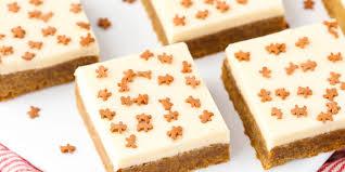 best caramel gingerbread cookie bars recipe how to make caramel