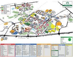 printable campus maps facilities management unc charlotte